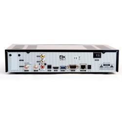 Qviart Lunix3 4K DVB-S2 FBC