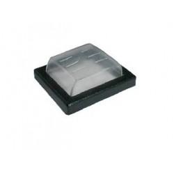 Beskyttelseshætte, gummi til 22x30 mm. serie