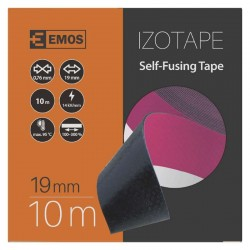 Self-amalgamating tape 19 mm x 10 M.