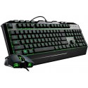 Devastator 3 Gamer tastatur og mus med lys og farveskifte
