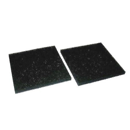 Active carbon - activated charcoal filter (5pcs.)