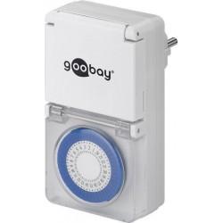 Outdoor timer 230V - 3500W, IP44