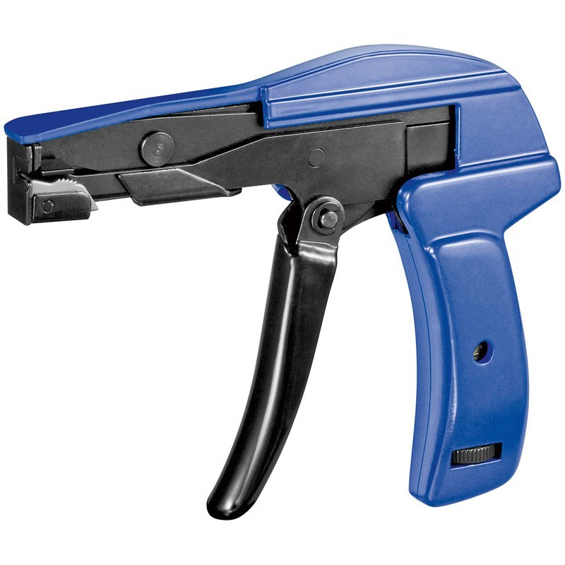 04209 professional clamping tool for cable ties, metal.