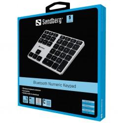 Sandberg Bluetooth Numeric Keypad Alu