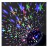 LED Julekugle stjernehimmel