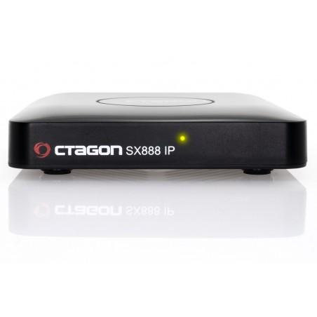 Octagon SX888 H.265 HD IPTV - IPTV multimedia boks
