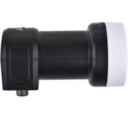 LNB 0.1 dB DUR-Line +Ultra single with LTE, GSM og DECT filter