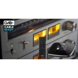 PTEC Rigi BT - Listen to DAB/DAB+ or stream to your stereo