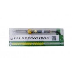 Soldering iron with temperature control 200-450 ° C, 230V 30W.