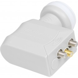 Maximum Unicable2 LNB (DCCS) with 24 frequencies