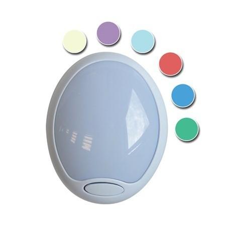Night lamp for the children's room. Multicolor