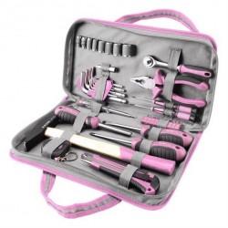 Værktøjssæt til kvinder, 39 dele