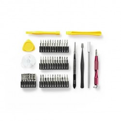 Toolkit for repairing smartphones and PC. 51 parts