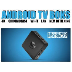 Android TV Boks Strong SRT202
