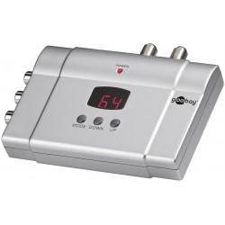 RF Modulator - tilslut nemt en AV kilde til dit TV