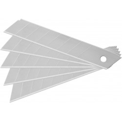 Blade til hobbykniv - knækblad 18 mm.