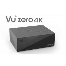 VU+ Zero 4K Linux UHD 1x DVB-C/T2 tuner. Kabel TV / Antenne TV