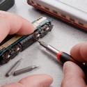 Bitsæt S2 værktøjsstål torx / Hex - høj kvalitet - egnet til al modelhobby