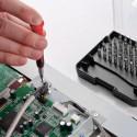 Bitsæt S2 værktøjsstål torx / Hex - høj kvalitet - værktøjssæt til al elektronikarbejde.