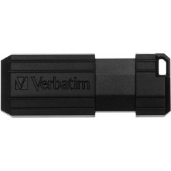 64 GB USB memory stick, Verbatim Hi-Speed Store'N'Go PinStribe