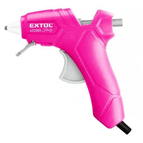 Lady glue gun