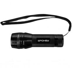 Multifunktion værktøj og LED lygte i flot gaveæske,Spokey ZOOM - Lille LED Lommelygte med bærerem