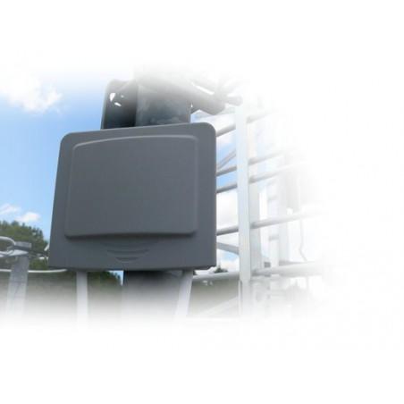 4G-LTE-NMT spærrefilter for VHF, UHF og DAB modtagelse  - undgå forstyrrelser fra 4G signaler.