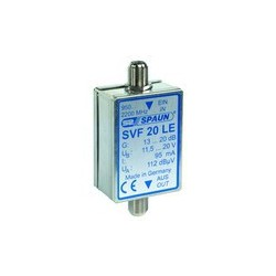 Spaun SVF 20 LE Forstærker - SAT signal - 13-21 dB.