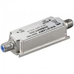 Forstærker 13-20 dB. for SAT signaler.