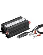 Invertere 12V 230V - Omform 12 volt til 230 volt i bil og campingvogn