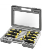 Screwdriver toolset