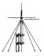 Allband antenna