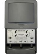 Amplifier antenna