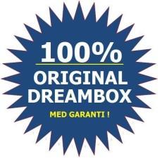 Original Dreambox - fra Tektronic.dk