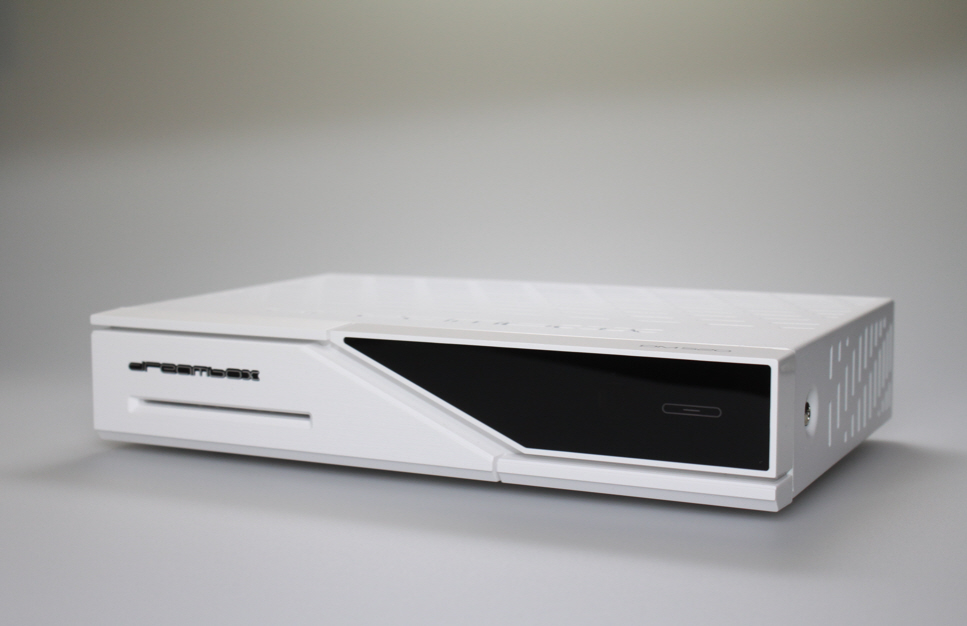 Dreambox DM520 S2 White Edition