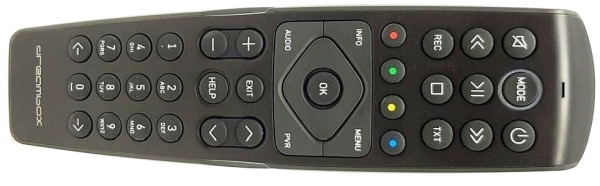 New RC20 multifunction remote controller included