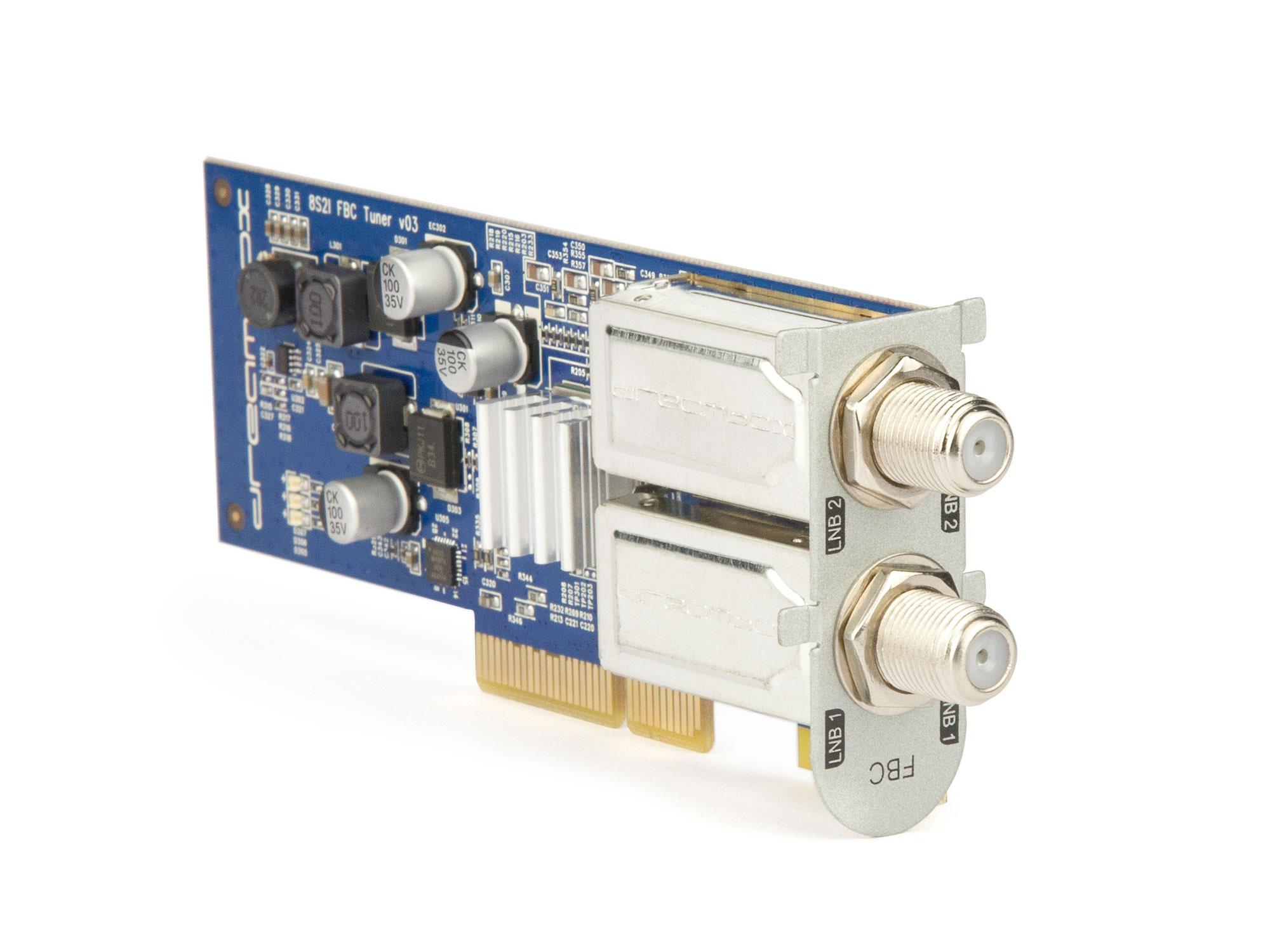 Dreambox DM900 FBC Twin tuner