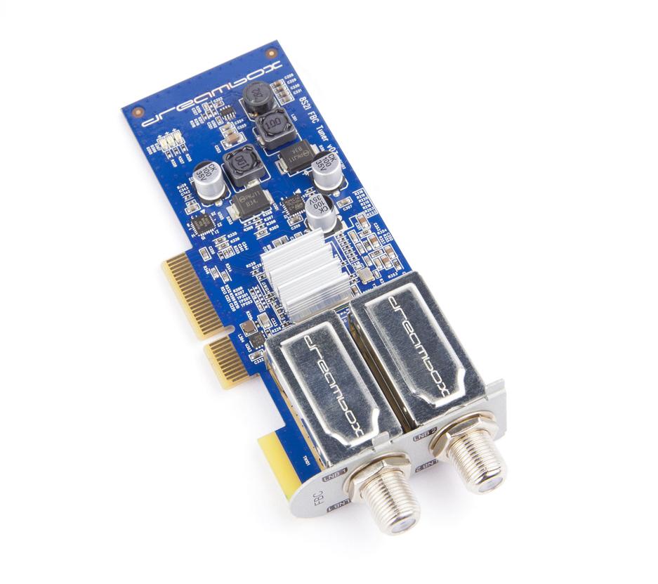 FBC Twin tuner Dreambox DM900 UHD 4K