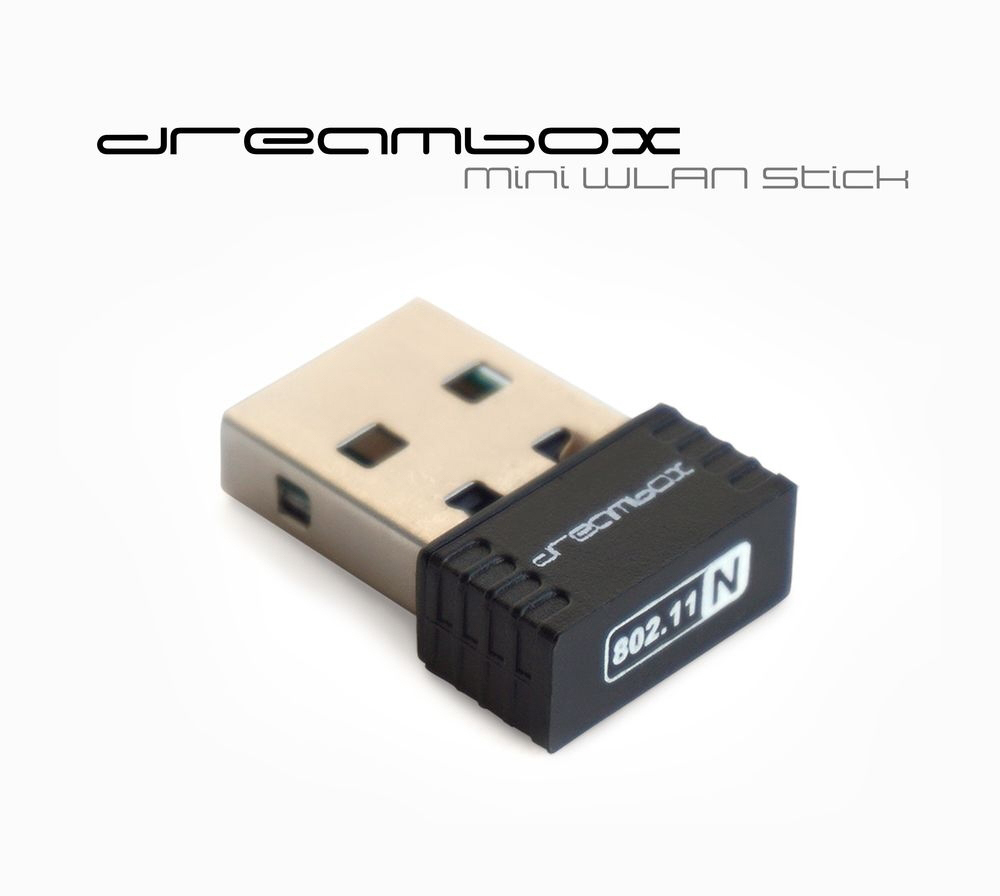 Dreambox Mini WlAN USB WiFi
