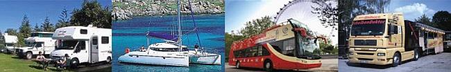 DVB-T2, DAB+ OG FM antenne til campingvogn, bil og båd