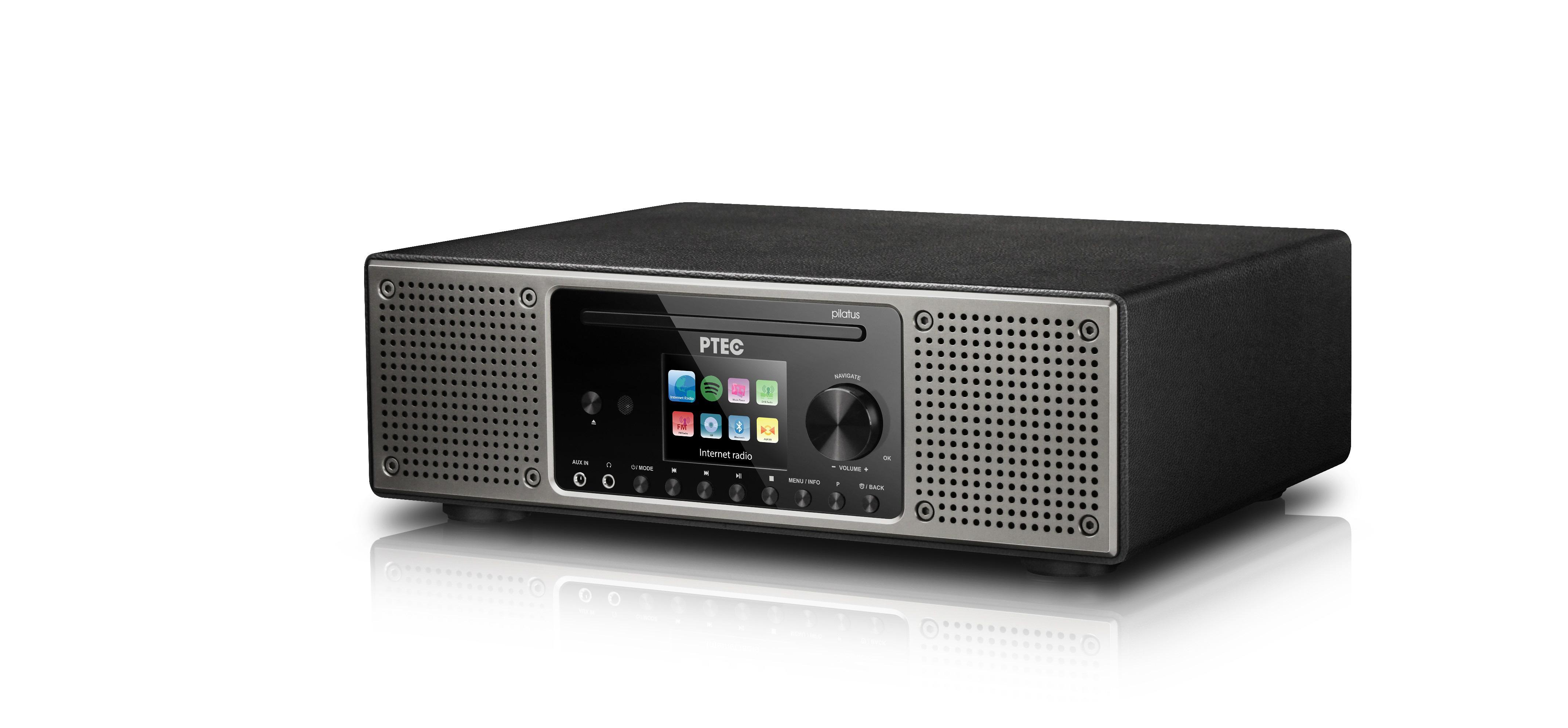 PTEC Pilatus II - Digital radio