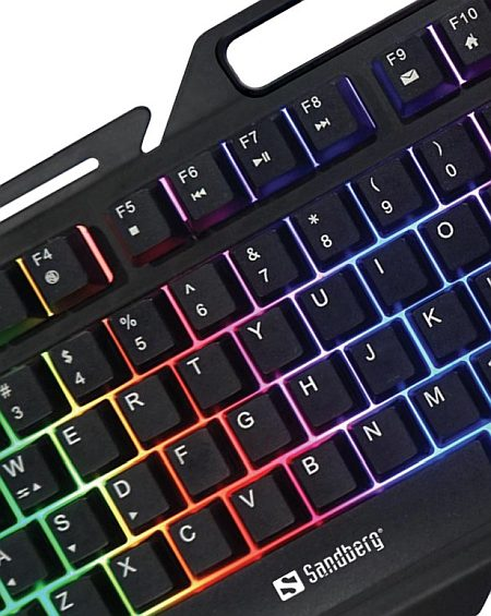 Billigt gamer keyboard - Solid kvalitet til fornuftig pris - med 5 års garanti