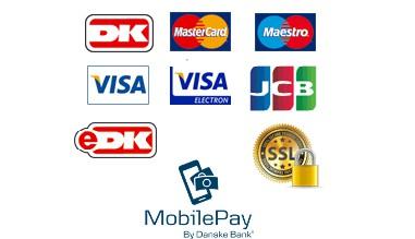 Online betalingsmuligheder