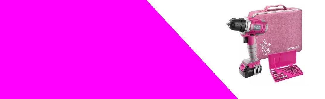 Pink er in !