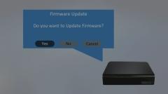 Manuel opdatering af software i Qviart OG samt OG 4K software - Flash